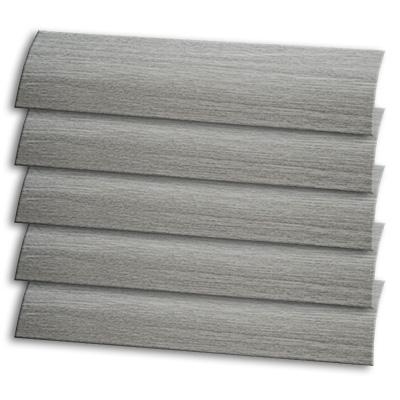 Grey Wood Effect Cordless Roller Blind