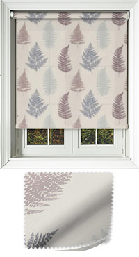 Grove Grape Cordless Roller Blind