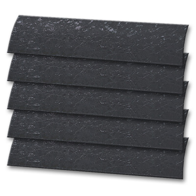 Hammered Anthracite Venetian Blind
