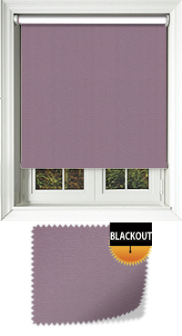 Hawkshead Lilac Replacement Vertical Blind Slat