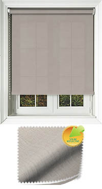 Husk Solar Beech Replacement Vertical Blind Slat