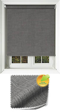 Husk Solar Ebony Replacement Vertical Blind Slat