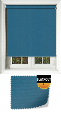 Jordan Teal Replacement Vertical Blind Slat