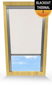 Latte Bifold Doors Blind