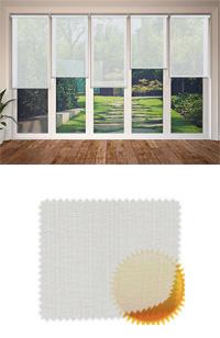 Light Grey Sun Screen