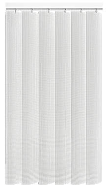 Linum Off White Replacement Vertical Blind Slat