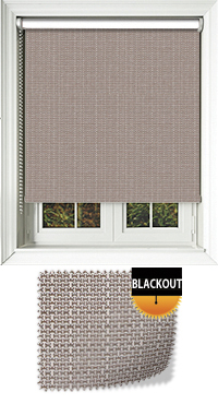 Livia Mocha Replacement Vertical Blind Slat