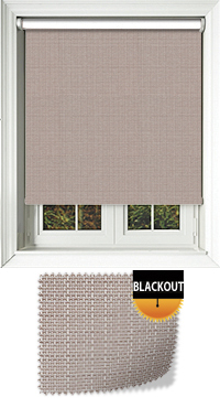 Livia Pebble Cordless Roller Blind