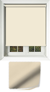 Luxe Beige Replacement Vertical Blind Slat