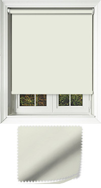 Luxe Calico Cordless Roller Blind