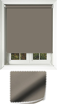 Luxe Dark Olive Replacement Vertical Blind Slat