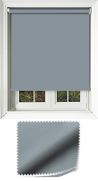 Luxe Fog Wooden Blind