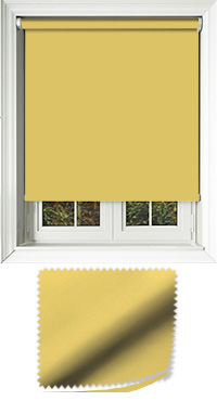 Luxe Hemp Motorised Roller Blind