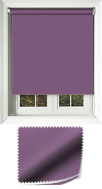 Luxe Iris Vertical Blind