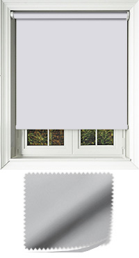 Luxe Iron Roller Blind