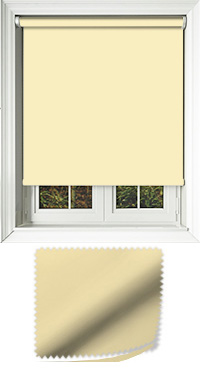 Luxe Lemon Replacement Vertical Blind Slat
