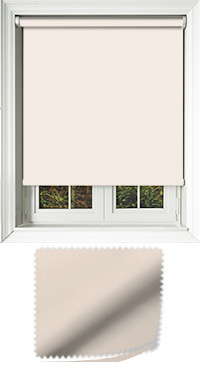 Luxe Magnolia Cordless Roller Blind