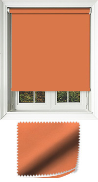 Luxe Mandarin Replacement Vertical Blind Slat