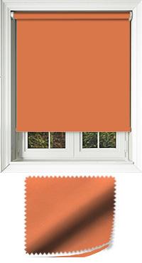 Luxe Mandarin Replacement Vertical Blind Slat