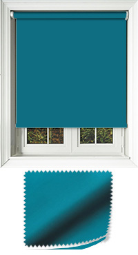 Luxe Ocean Vertical Blind