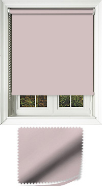 Luxe Orchid Replacement Vertical Blind Slat