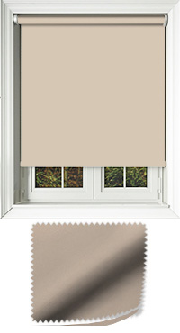 Luxe Sand Replacement Vertical Blind Slat