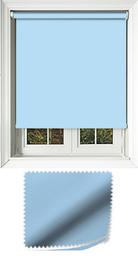 Luxe Sky Replacement Vertical Blind Slat