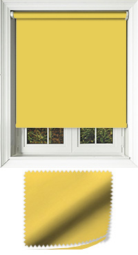 Luxe Sunflower Replacement Vertical Blind Slat