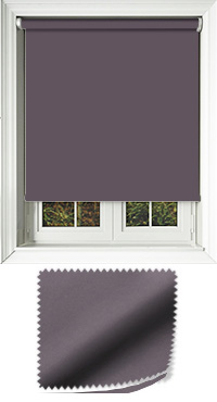 Luxe Zinc Wooden Blind