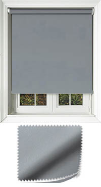 Madre Blue Haze Roller Blind