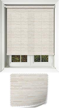 Manasulu Cinnamon Replacement Vertical Blind Slat