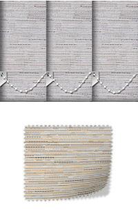 Manasulu Nutmeg Replacement Vertical Blind Slat