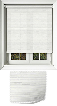 Manasulu Sea Salt Cordless Roller Blind