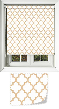 Marrakech Sand Vertical Blind