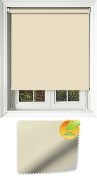 Mirage Solar Beige Vertical Blind