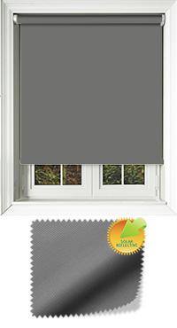 Mirage Solar Grey Vertical Blind