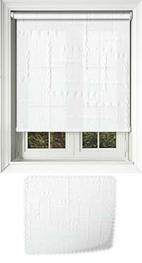 Mittle Snow Vertical Blind