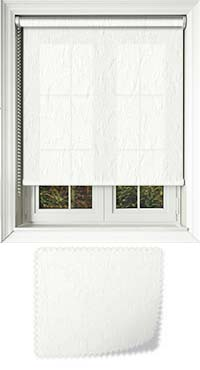 Montreal Frost Replacement Vertical Blind Slat