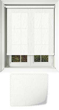 Montreal Frost Cordless Roller Blind