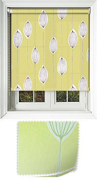 Muchino Citreon Motorised Roller Blind