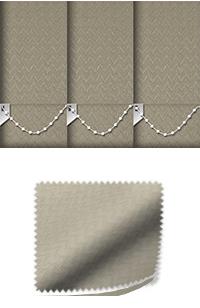 Nova Sand Vertical Blind