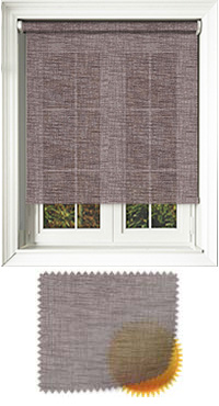 Sheer Grain Grape Venetian Blind