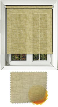 Sheer Grain Pistachio Replacement Vertical Blind Slat