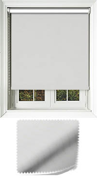 Orchestra Snowdrop Replacement Vertical Blind Slat
