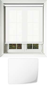 Origin Brilliant White Vertical Blind