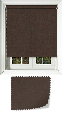 Origin Brown Replacement Vertical Blind Slat