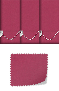 Origin Cherry Cordless Roller Blind