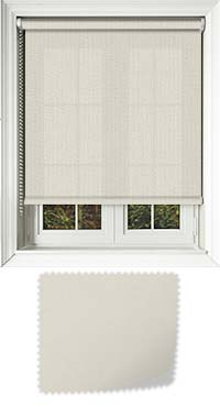 Origin Cream Cordless Roller Blind