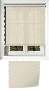 Origin Delicate Cream Cordless Roller Blind
