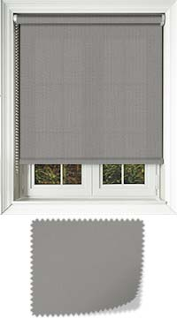 Origin Light Grey Vertical Blind
